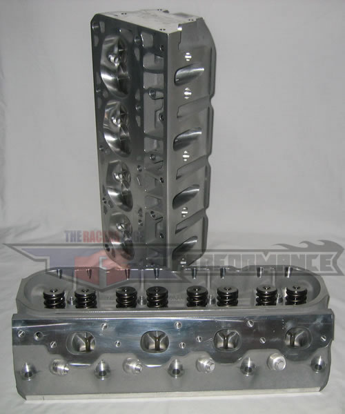 Ls1 Intake Flow Numbers: AFR 1510 LSX 210cc Mongoose CNC Ported Cylinder Heads LS1