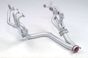 "MAC Exhaust Chevrolet/GMC - Camaro/Firebird 93-97 - MAC Performance - MAC 1996-1997 1 5/8"" Chrome Headers & 2 1/2"" Off-Road Y-Pipe"
