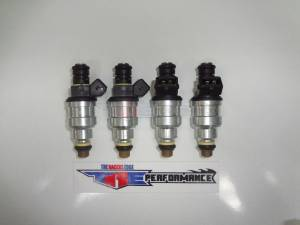 Fuel System - TRE Bosch Wide Body Style Injectors - TREperformance - TRE 24lb Wide Bosch Style Fuel Injectors - 4