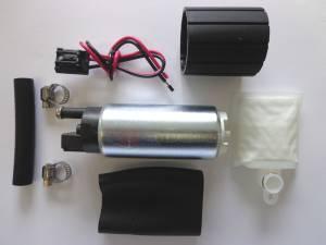 Fuel System - TRE 300 & 340 LPH Fuel Pumps - TREperformance - Mitsubishi Lancer EVO 300 LPH Fuel Pump 2000-2013