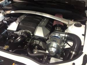 Superchargers - ATI / Procharger i-1 Superchargers - ATI/Procharger - Chevy Camaro SS (LS3 & L99)  2010 - 2015 Procharger i-1 Programmable Intercooled Supercharger Kit