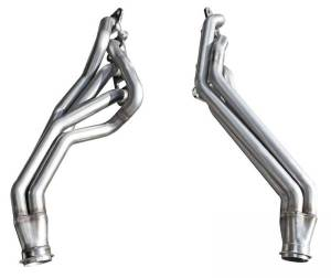 Bassani Exhaust FORD - Mustang 2011-2015 - Bassani - Ford Mustang GT 2015 Bassani Stainless Steel Long Tube Headers 1 3/4""