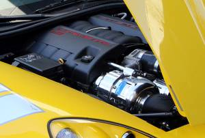 ATI / Procharger Superchargers - Chevy Corvette C6 Prochargers - ATI/Procharger - Corvette C6 and Z06 2008-2013 Procharger - HO Intercooled P1SC1