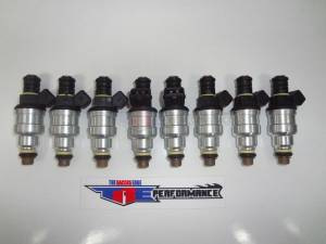 Fuel System - TRE Bosch Wide Body Style Injectors - TREperformance - TRE 800cc Wide Bosch Style Fuel Injectors - 8