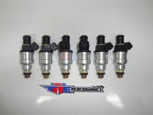 Fuel System - TRE Bosch Wide Body Style Injectors - TREperformance - TRE 24lb Wide Bosch Style Fuel Injectors - 6