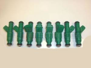 Fuel System - TRE Bosch Thin Body Style Fuel Injectors - TREperformance - TRE 42lb Bosch Thin Style Fuel Injectors - 8