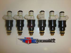 Fuel System - TRE Bosch Wide Body Style Injectors - TREperformance - TRE 1600cc Wide Bosch Style Fuel Injectors - 6