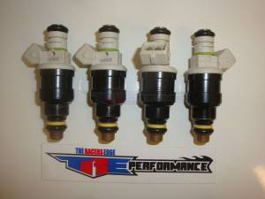 Fuel System - TRE Bosch Wide Body Style Injectors - TREperformance - TRE 1600cc Wide Bosch Style Fuel Injectors - 4