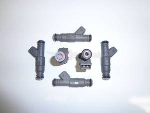 Fuel System - TRE Bosch Thin Body Style Fuel Injectors - TREperformance - TRE 24lb Bosch Thin Style Fuel Injectors - 6
