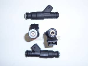 Fuel System - TRE Bosch Thin Body Style Fuel Injectors - TREperformance - TRE 80lb Bosch/Siemens Deka IV Style Fuel Injectors - 4
