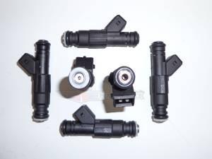 Fuel System - TRE Bosch Thin Body Style Fuel Injectors - TREperformance - TRE 60lb Bosch/Siemens Deka IV Style Fuel Injectors - 6