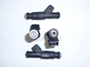 Fuel System - TRE Bosch Thin Body Style Fuel Injectors - TREperformance - TRE 60lb Bosch/Siemens Deka IV Style Fuel Injectors - 4