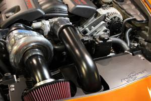 ATI / Procharger Superchargers - Chevy Corvette C6 Prochargers - ATI/Procharger - Corvette C6 and Z06 2008-2013 Procharger - Stage II Intercooled TUNER KIT