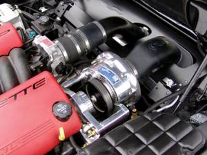 ATI / Procharger Superchargers - Chevy Corvette C4 / C5 Prochargers - ATI/Procharger - Chevy Corvette C5 LS6 Z06 2001-2004 Procharger - Stage II Intercooled TUNER KIT