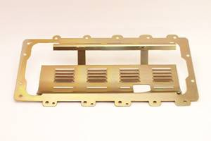 Canton Racing Products - 20-939P Ford 4.6/5.4 Canton Louvered Windage Tray and Mounting Hardware