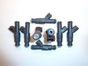Fuel System - TRE Bosch Thin Body Style Fuel Injectors - TREperformance - TRE 80lb EV6 Bosch/Siemens Deka IV Style Fuel Injectors - 8