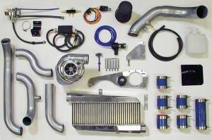 ATI / Procharger Superchargers - Sport Compact Prochargers - ATI/Procharger - Acura Integra GSR & Type R 1.8L DOHC 1994-2001 Procharger - HO Intercooled TUNER KIT
