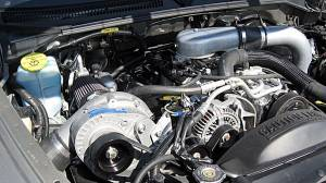 ATI / Procharger Superchargers - Dodge Truck / SUV Prochargers - ATI/Procharger - Dodge Dakota / Durango 5.2L or 5.9L 1997-2001 Procharger Supercharger HO Intercooled Tuner Kit