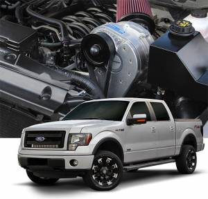 ATI / Procharger Superchargers - Ford Truck & SUV 4V Prochargers - ATI/Procharger - Ford F-150 5.0L 2011-2014 4V Procharger - HO Intercooled (Tuner Kit)