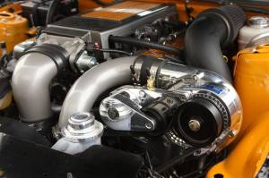 ATI / Procharger Superchargers - Ford Mustang Prochargers 2005-2010 - ATI/Procharger - Ford Mustang GT 2005-2006 Procharger Supercharger 4.6L - Intercooled Tuner Kit P-1SC-1
