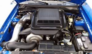 ATI/Procharger - Ford Mustang Mach 1 2003-2004 4.6L (4V) Procharger - Stage II Intercooled P-1SC - Image 2