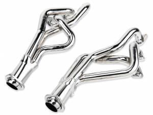 Ford Mustang 2011-2017 - 2011-2014 Ford Mustang V6 3.7L - MAC Performance - Ford Mustang V6 3.7L 2011-2013 Chrome Plated Long Tube Headers