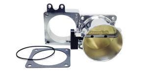Accufab Racing - Accufab 90mm 86-93 Mustang 5.0L Throttle Body w/Blank Spacer - Image 3