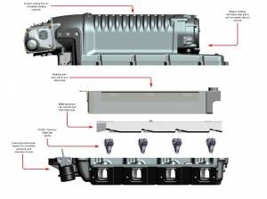 Whipple Superchargers - Whipple Chevy SS 2014-2017 Supercharger Intercooled Kit W175FF 2.9L - Image 4