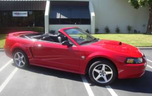 TRE Project Rides - 1999 Ford Mustang GT Convertible