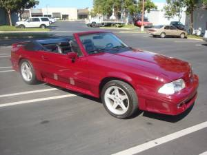 TREperformance - 1990 Ford Mustang GT Convertible - Image 5