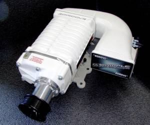 Whipple Superchargers - Ford Truck Whipple Superchargers - Whipple Superchargers - Whipple Ford Lightning / Harley SVT F150 5.4L 2001-2004 Supercharger Racer Kit W210AX 3.4L