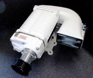Whipple Ford Lightning / Harley SVT F150 5.4L 2001-2004 Supercharger Racer Kit W210AX 3.4L