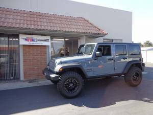 Customer Rides - Jeep Wrangler JK 2015 - Procharged