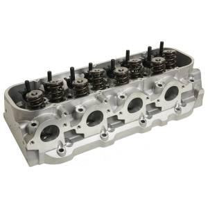 Cylinder Heads - Trickflow - Trickflow PowerPort Cylinder Head, Big Block Chevy, 365cc Intake, Titanium Retainers, Max Lift .900