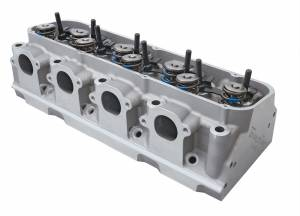 Trick Flow Specialties Cylinder Heads - TFS Cylinder Heads - Big Block Ford - Trickflow - Trickflow PowerPort Cylinder Head, Big Block Ford A460, 340cc Intake, Ti. Ret., Max Lift .850