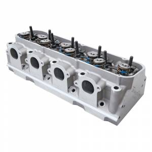 Trick Flow Specialties Cylinder Heads - TFS Cylinder Heads - Big Block Ford - Trickflow - Trickflow PowerPort Cylinder Head, Big Block Ford A460, 340cc Intake, Ti. Ret., Max Lift .850, 83cc Chamber