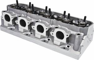 Trick Flow Specialties Cylinder Heads - TFS Cylinder Heads - Big Block Ford - Trickflow - Trickflow PowerPort Cylinder Head, Big Block Ford A460, 360cc Intake, Ti. Ret., Max Lift .900, Ti. Intake Valves