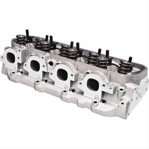 Trick Flow Specialties Cylinder Heads - TFS Cylinder Heads - Big Block Chevy - Trickflow - Trickflow PowerOval Cylinder Head, Big Block Chevy, 280cc Intake, Titanium Retainers, Max Lift .700