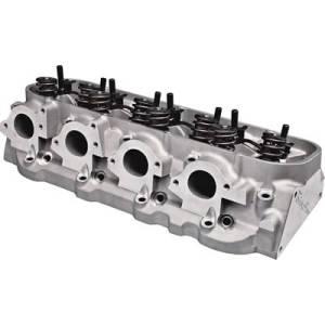 Cylinder Heads - Trickflow - Trickflow PowerPort Cylinder Head, Big Block Chevy, 320cc Intake, Titanium Retainers, Max Lift .850