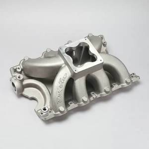 Air Induction - Trickflow - Trick Flow Track Heat Intake Manifold for BBF 429/460 w/ Holley 4150 Pattern
