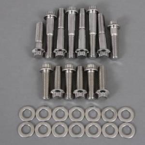 Trickflow - Trick Flow 429/460 Stainless Steel Intake Manifold Bolt Kit