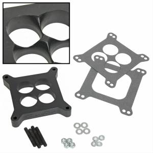 Air Induction - Trick Flow Specialties Intake Manifolds - Trickflow - Trick Flow Phenolic Carburetor Spacers Kit 4150 4-Hole