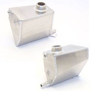 Cooling System - Canton Coolant Tanks - Canton Racing Products - Coolant Expansion / Fill Tank Vortech & Paxton S/C 05-10 Mustang