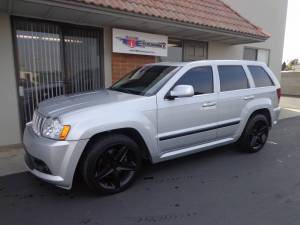 TRE Project Rides - 2006 Jeep Grand Cherokee SRT8