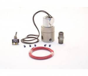 Canton Racing Products - Accusump Pro Electric Valve Kit