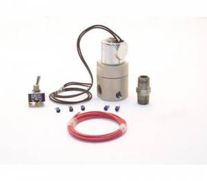 Oil System - Canton Accusump Accessories - Canton Racing Products - Accusump Pro Electric Valve Kit