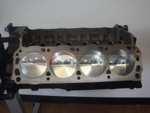Ford 331 Stroker Performance Short Block