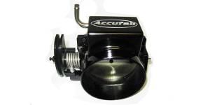 Accufab Throttle Bodies - Accufab - LS1 / LSX Camaro - Accufab Racing - Accufab 95mm Camaro Firebird LS1 FAST Black Throttle Body