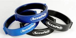 """Accufab Racing - Accufab 4"""" Clamshell Quick Disconnect Clamp"""