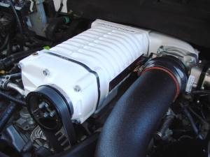 Whipple Superchargers - Ford Truck Whipple Superchargers - Whipple Superchargers - Whipple Ford F150 Lincoln Mark LT 5.4L 2004-2008 Supercharger Intercooled Tuner Kit W140AX 2.3L